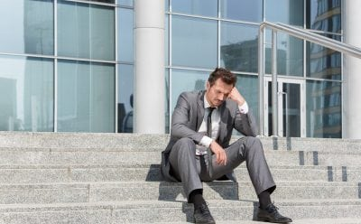 Financial problems faced by business